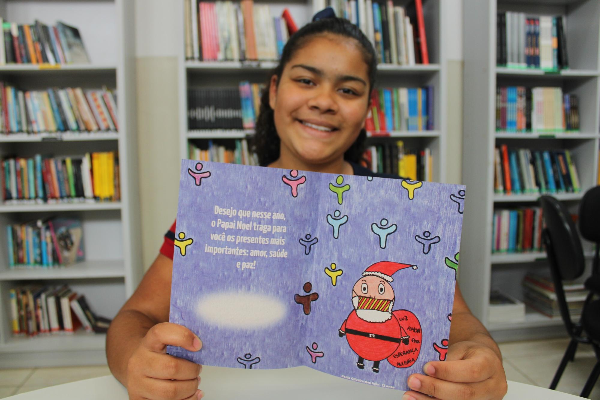 Bairro da Juventude inicia a venda dos Cartões de Natal
