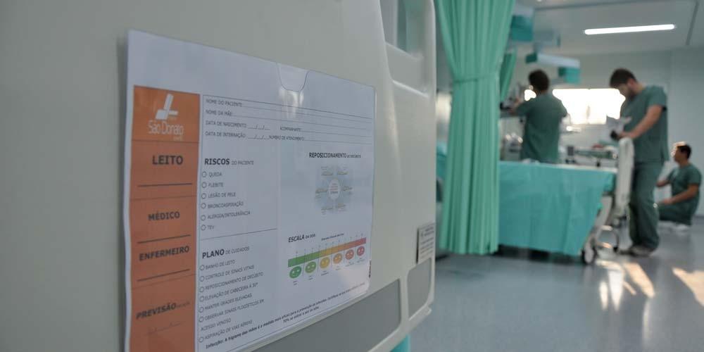 Covid-19: Hospital São Donato tem 100% dos leitos de UTI ocupados