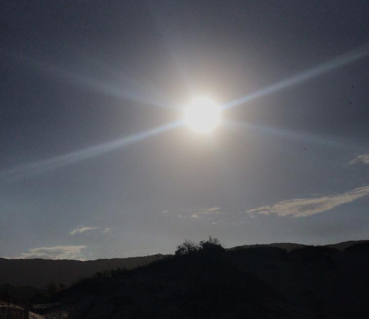 Temperaturas próximas dos 35ºC nesta sexta-feira em Criciúma