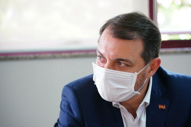 """""""Após chegada da vacina, Estado irá enviar doses em até 24 horas aos municípios catarinenses"""", reforça governador"""