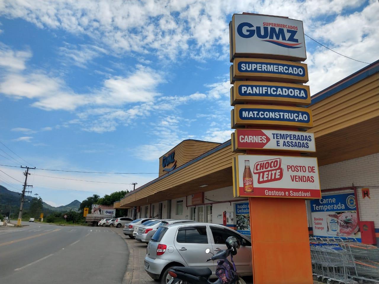 Foto divulgação | Supermercado Gumz