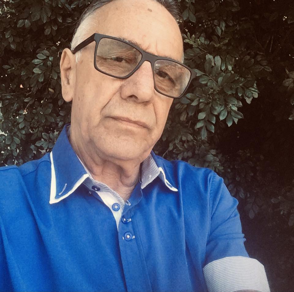 Nota de pesar: ex-servidor de Siderópolis, Nalzoir Niotti, aos 70 anos