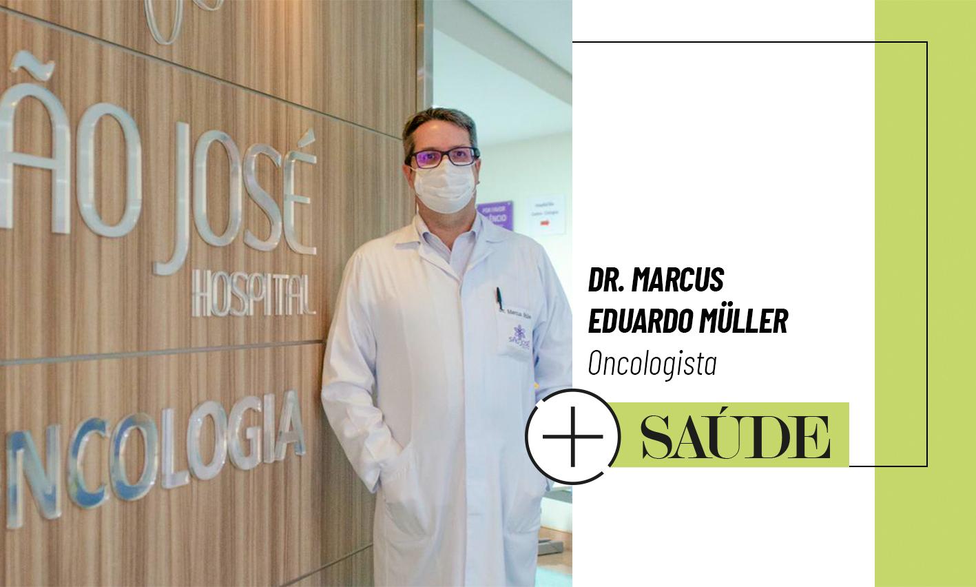 Médico do Hospital São José fala sobre abordagem multidisciplinar para tratamento do câncer