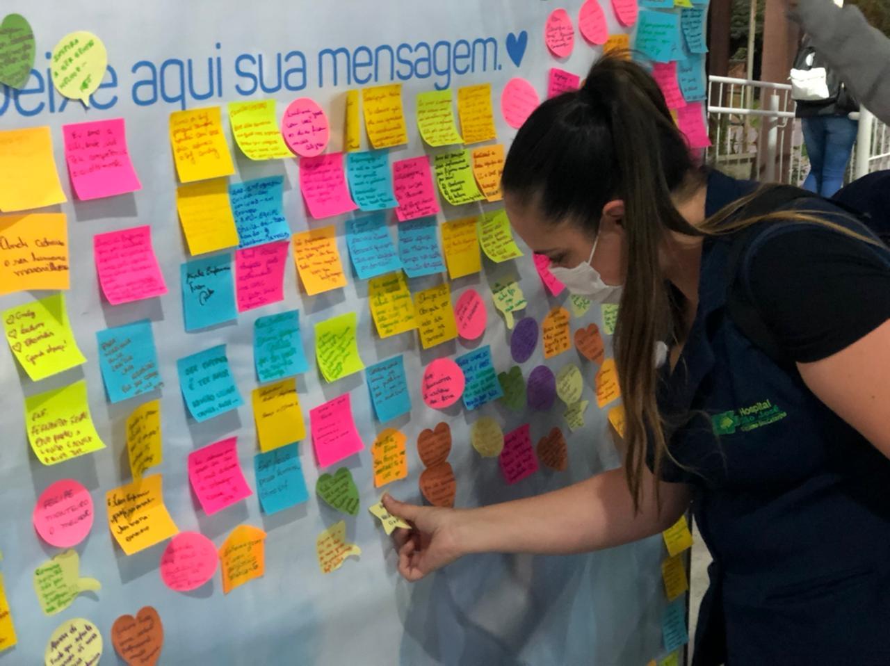 Homenagens são realizadas no Hospital São José para celebrar o Dia da Enfermagem