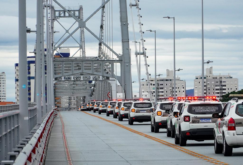 Os veículos serão utilizados em 149 municípios do Estado | Foto Ricardo Woffenbuttel/Secom