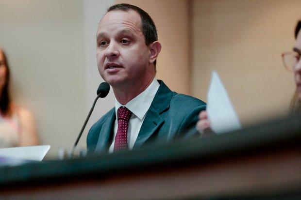 Secretário da Administração, Jorge Eduardo Tasca | Foto Divulgação/Secom