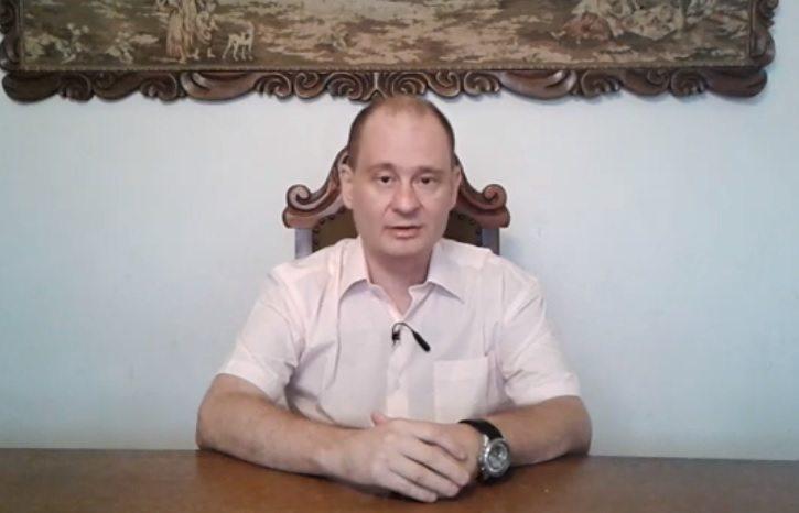Advogado Demetryus Engenio Grapiglia. Foto: Reprodução/Youtube