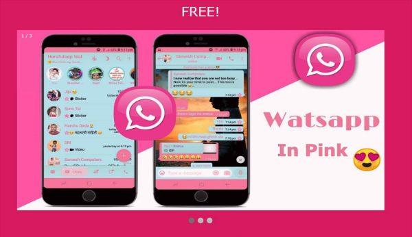 WhatsApp Pink é a nova ameaça para os usuários do WhatsApp.