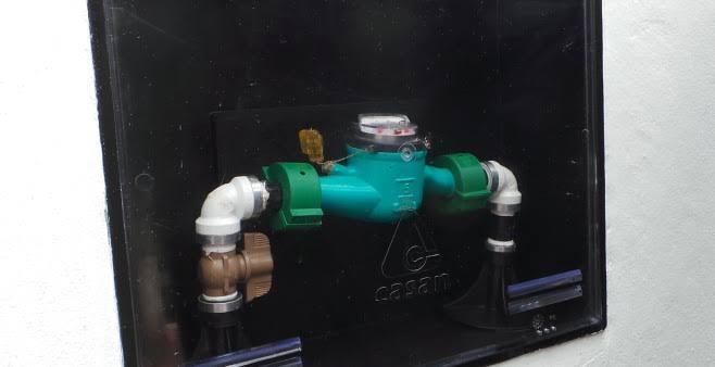 Instalação de válvulas de retenção de ar em hidrômetros está liberada em Criciúma