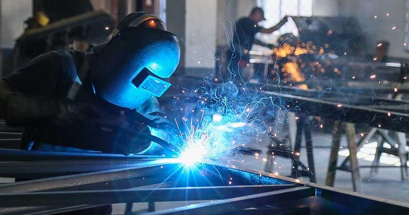 Indústria metal mecânica | Foto Chan/We Art