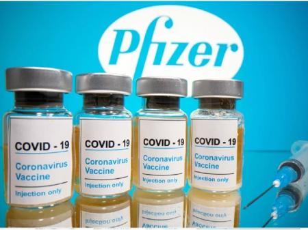 Pfizer é o único imunizante recomendado aos adolescentes | Foto Divulgação/ Reuters.