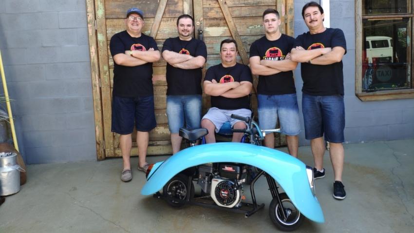 Foto: Divulgação/Garage 51.